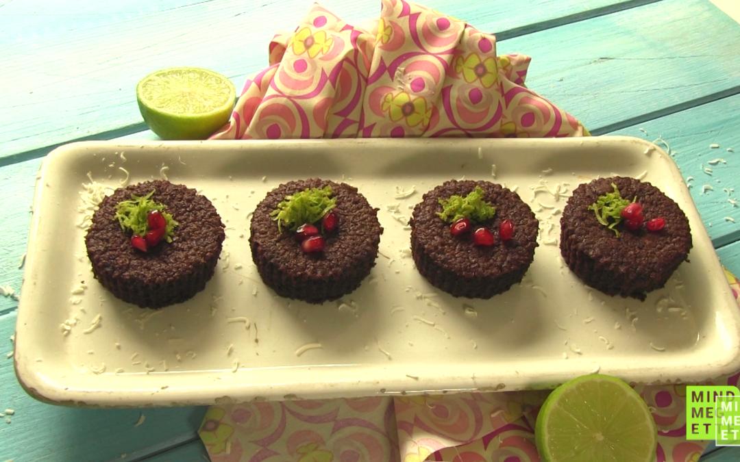Kakaós muffin laktóz- és gluténmentesen