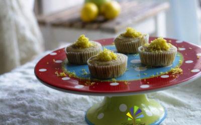Illatos citromos tortácska